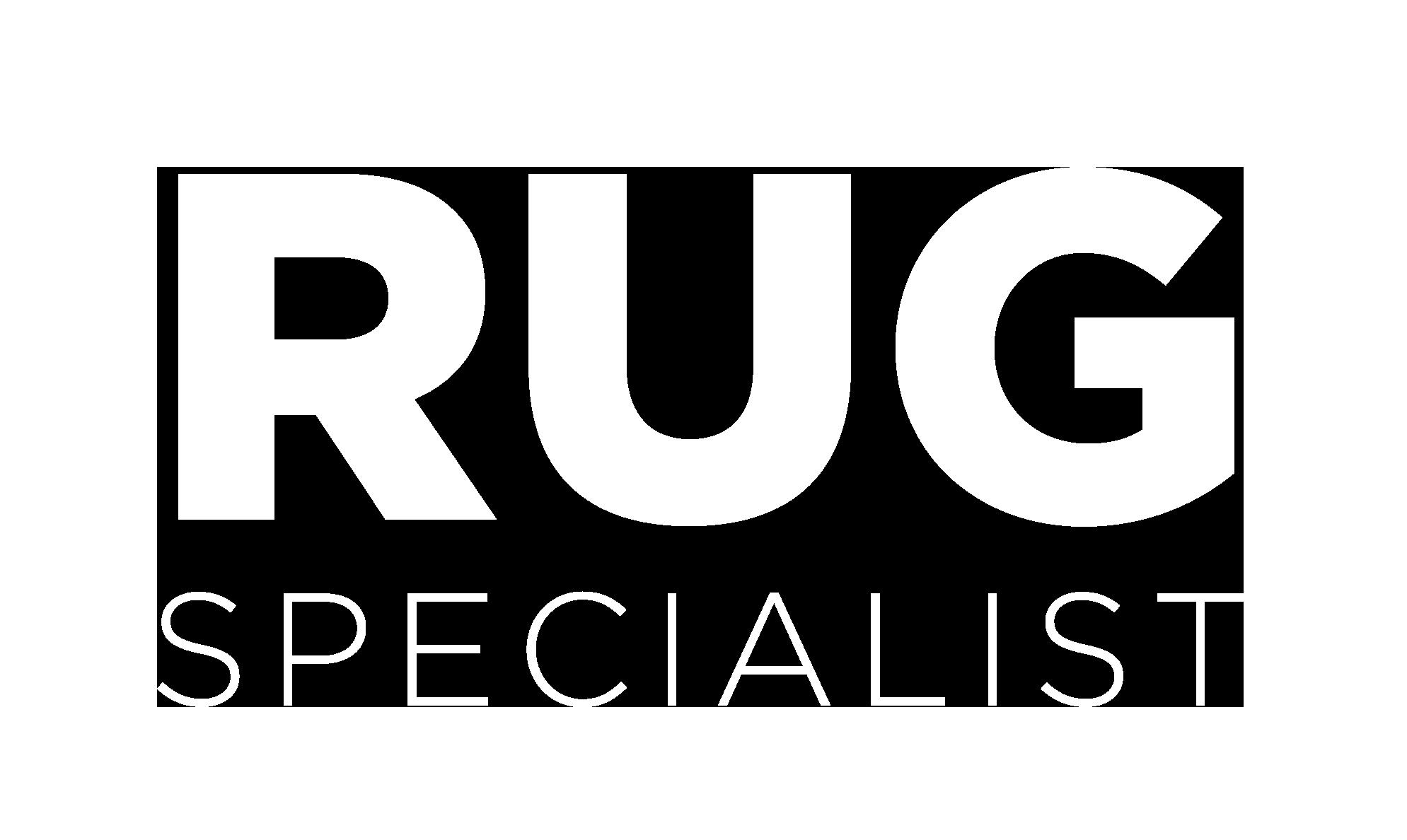 De RUGspecialist logo tekst
