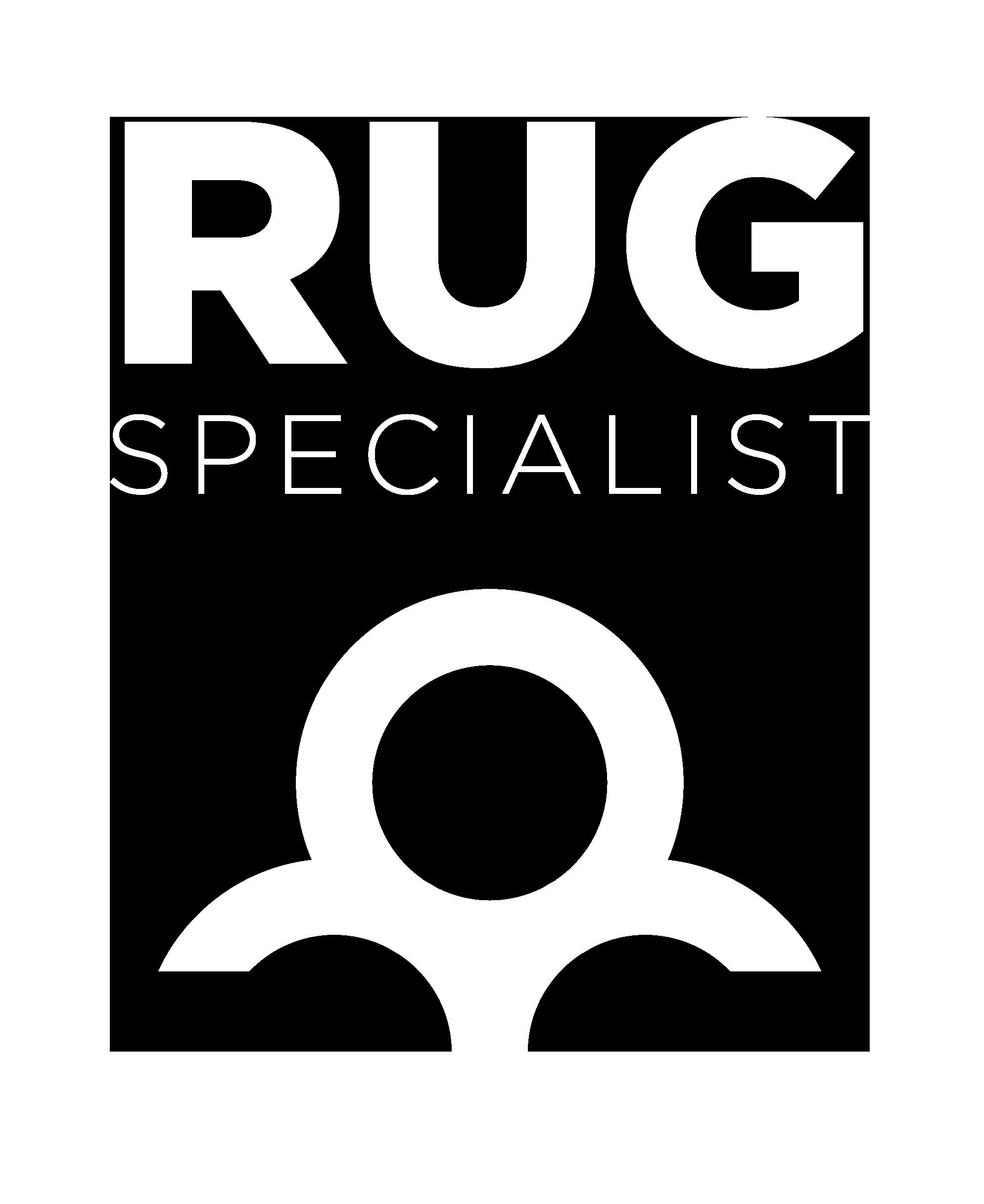 De RUGspecialist logo