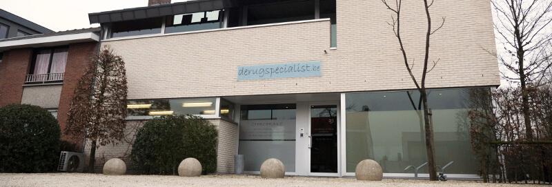 Afbeelding van het gebouw van de RUGspecialist